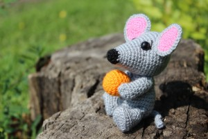 Мышка Люся