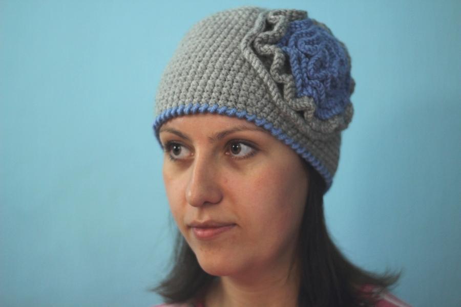 Осенняя шапка крючком - Поделки своими руками фото #2. Теплая осенняя шапочка, вязание крючком для - ВКонтакте